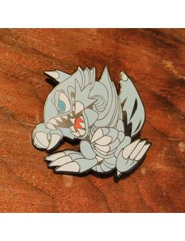 Yu Gi Oh Blue Eyes Toon Dragon Hard Enamel Pin by Etsy