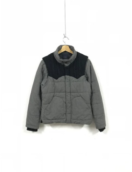 Down Jacket by Japanese Brand  ×  Rageblue  ×