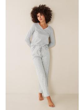 Printed Long Pyjamas by Women'secret