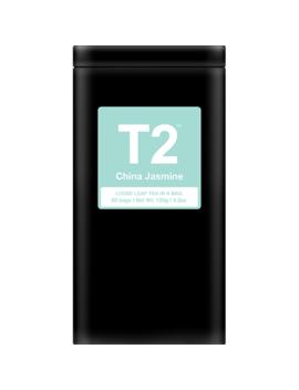 China Jasmine Teabag Tin by T2 Tea