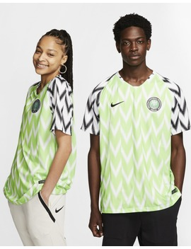 Nike Nigeria Wwc 2019 Home Shirt by Nike