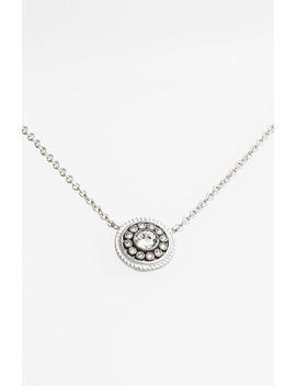 'hamptons' Nautical Button Pendant Necklace by Freida Rothman