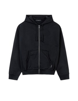 Gr Uniforma Zip Hoodie (Black) by Dover Street Market