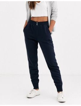 Abercrombie &Amp; Fitch   Joggingbroek Met Hoge Taille by Abercrombie & Fitch