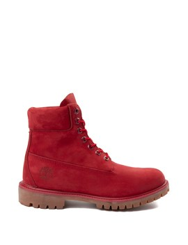 """Mens Timberland 6"""" Classic Boot   Red by Timberland"""