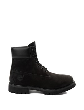 """Mens Timberland 6"""" Classic Boot   Black by Timberland"""