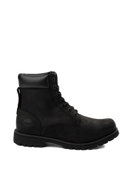 """Mens Timberland 6"""" Newmarket Boot   Black by Timberland"""