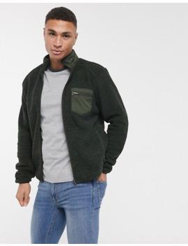 Produkt Borg Hood Jacket by Produkt
