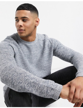 Only & Sons 100% Cotton Knitted Jumper by Only & Sons
