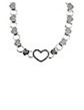 Heart Choker Necklace by Spencers