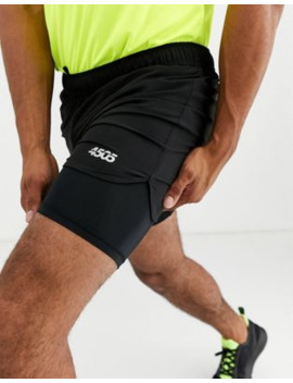 Asos – 4505 Icon 2 I 1 Löparshorts by Asos 4505
