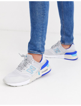 New Balance 997 S Trainers In Grey by New Balance
