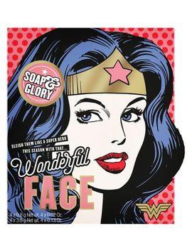 Soap & Glory Wonder Woman Wonderful Face by Soap & Glory