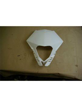 Beta Verkleidung Rr50 Rr125 Lampenmaske Weiss Oem Scheinwerferve<Wbr>Rkleidung 020430 by Ebay Seller