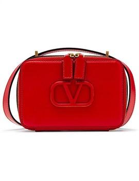 V Sling Small Cross Body Bag by Valentino