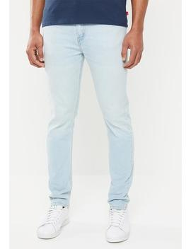 510 Skinny Fit Fungus Super Light Cool   Blue by Levi's®