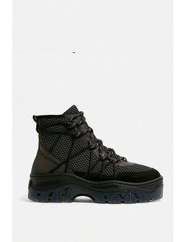 Bronx Jaxstar Chunky Boots by Bronx