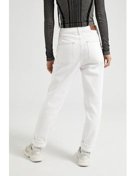 Bdg Optic White Mom Jeans by Bdg