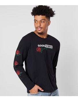 Good Vibes T Shirt by Brooklyn Cloth