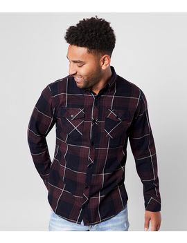 Plaid Flannel Shirt by Departwest