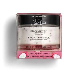Revolution Skincare X Jake – Jamie Dragon Fruit Face Mask 50g by Revolution