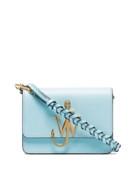 Anchor Monogram Embellished Crossbody Bag by Jw Anderson