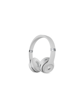 Auscultadores Beats Solo3 Wireless   The Beats Icon Collection   PrateadoAcetinado by Apple