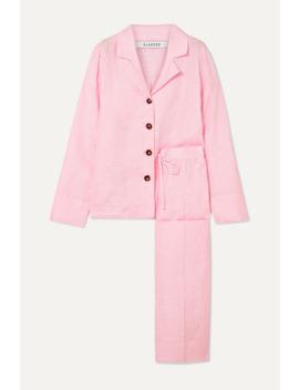 Linen Gauze Pajama Set by Sleeper