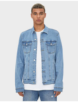 Denim Jack Slim Fit by Bershka
