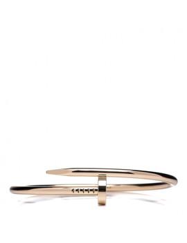 Cartier 18 K Yellow Gold Juste Un Clou Bracelet 18 by Cartier