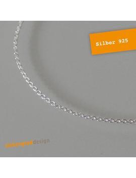 Feine Silberkette   Silber 925   1 Mm   Verschiedene Längen by Etsy