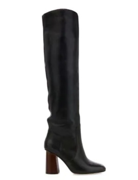 Collister Knee High Leather Boots by Joie