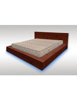 """Handmade Bedroom Furniture Bed Frame King Size Bed Wooden Bed Full Size Bed  Wooden Bed Frames Platform Bed Twin Bed """"Ice And Fire"""" by Etsy"""