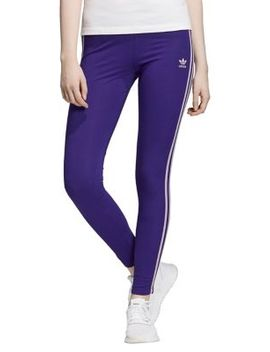Logo Stretch Leggings by Adidas Originals