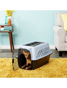 Petmate Two Door Top Load Pet Kennel by Petmate