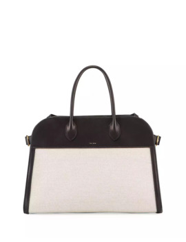 Margaux 15 Bag In Canvas by The Row