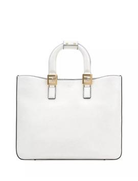 Glacier Medium Shopping Tote Bag by Fendi