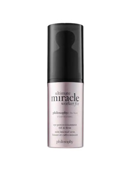 Ultimate Miracle Worker Fix Eye Power Treatment by Philosophy