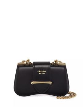 Small Sidonie Crossbody Bag by Prada