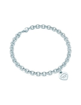 Return To Tiffany®        Heart Tag Necklace by Return To Tiffany®