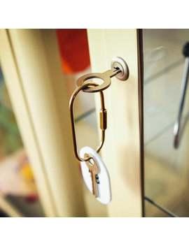 O Shape Brass Wired Key Chain Holder/Kupfer Schlasselanh Nger Diy by Etsy