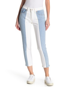 501 Cropped Tapered Jeans by Levi's