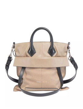 Ps19 Small Grainy Crossbody Tote Bag by Proenza Schouler