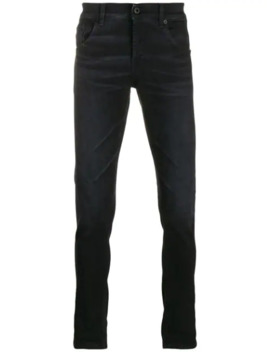 Skinny Fit Jeans by Dondup