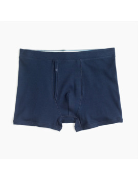 Mack Weldon® For J.Crew Prime Cotton Trunk by Mack Weldon