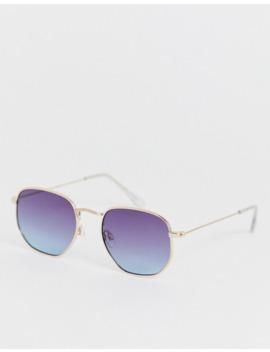 Jeepers Peepers – Runda Solglasögon Med Blåaglas by Jeepers Peepers