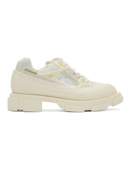 Baskets Blanches Gao Runner by Both