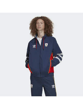 Arsenal Trefoil Track Top by Adidas