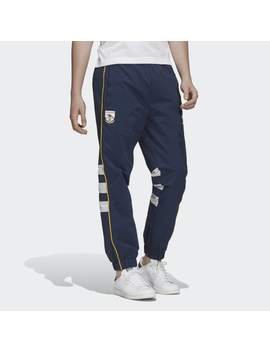 Arsenal Trefoil Tracksuit Bottoms by Adidas