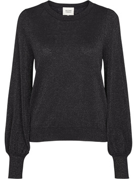 Lea Knit O Neck by Second Female